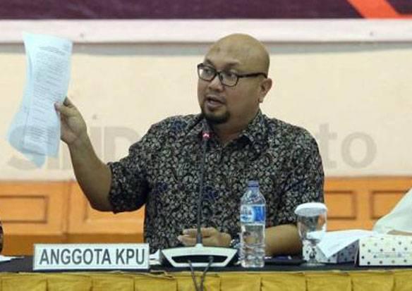 Usai Lakukan Efisiensi, KPU Ajukan Anggaran 2022 Sebesar Rp8 Triliun
