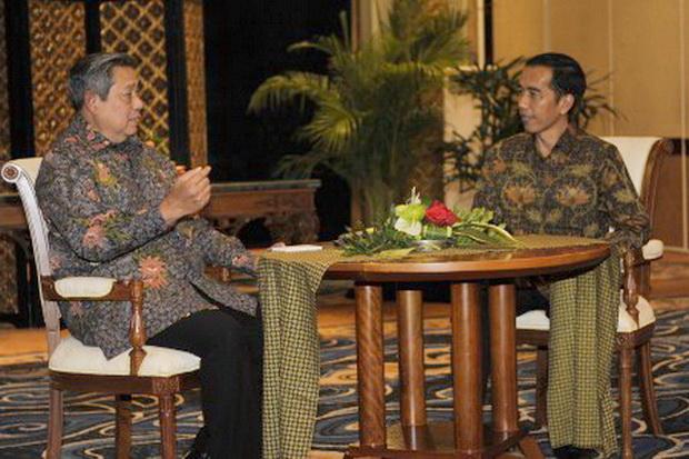Hadiri Prosesi Pemakaman Ibu Ageng, SBY dan Keluarga Bertolak ke Purworejo