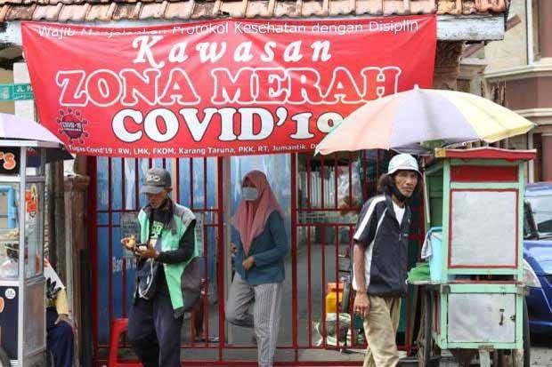 Tak Ada Lagi Level 4, Ini Status PPKM Kabupaten/Kota di Jawa-Bali