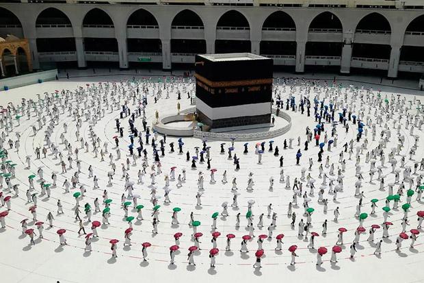 Kemenag Sebut Arab Saudi Belum Keluarkan Regulasi Penyelenggaraan Umrah