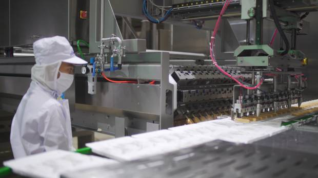 Terapkan Inovasi Berteknologi Tinggi, Aice Group Kantongi ISO 9001 & HACCP