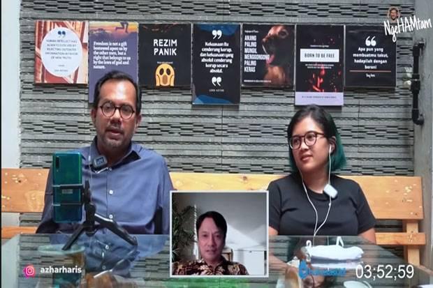 Luhut Gugat Haris Azhar dan Fatia Rp100 Miliar, Jika Menang untuk Rakyat Papua