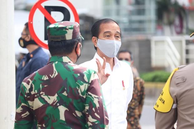 Jokowi Perintahkan Polri Tak Ragu-ragu Tindak Mafia Tanah