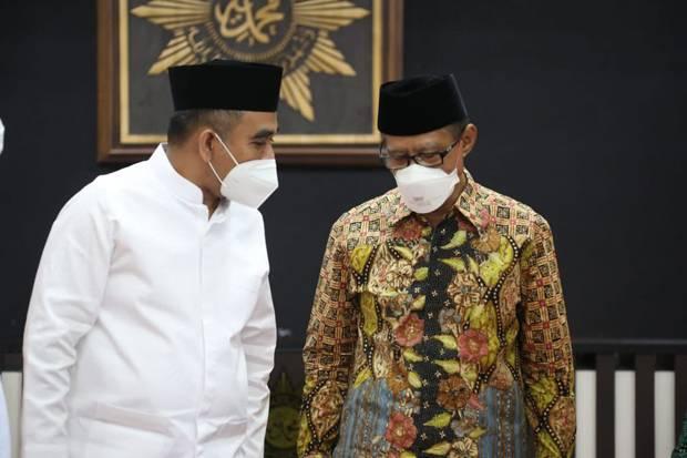 Dikunjungi Partai Gerindra, Muhammadiyah Beri Pandangan soal UMKM sampai Amendemen