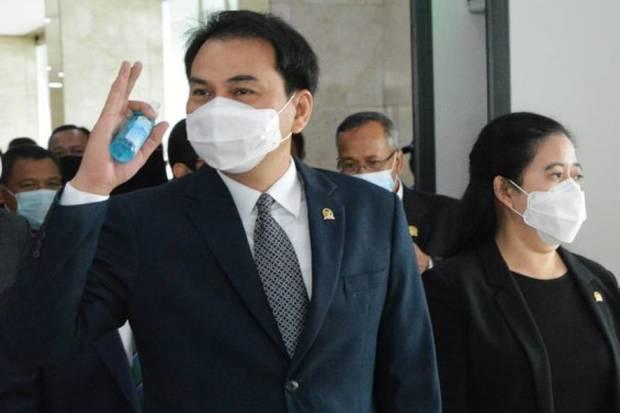 Azis Syamsuddin Dikabarkan Tersangka, Besok Diperiksa KPK