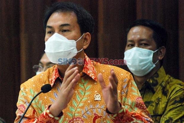 Kabar Azis Syamsuddin Tersangka, Golkar Doakan yang Terbaik