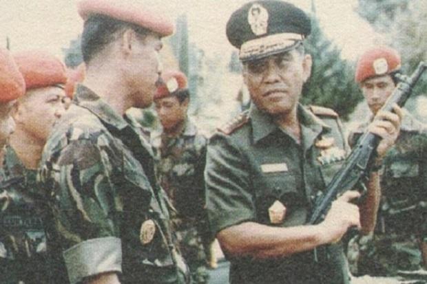 Jenderal Benny Moerdani, Pencetus Pasukan Antiteror Kopassus yang Disegani Dunia