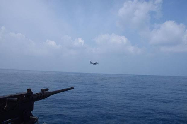 Melintas Batas Laut Jawa, TNI AL dan Indian Navy Dikejutkan Kehadiran Pesawat Tak Dikenal