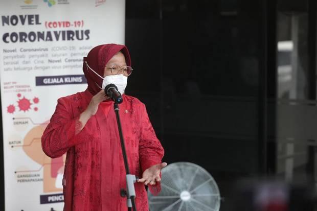 Kemensos Hentikan Bantuan Sosial Tunai untuk Masyarakat Terdampak Pandemi Covid-19
