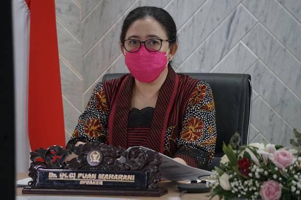 Puan Minta Pemerintah Antisipasi Lonjakan Kasus Covid-19 di Akhir Tahun