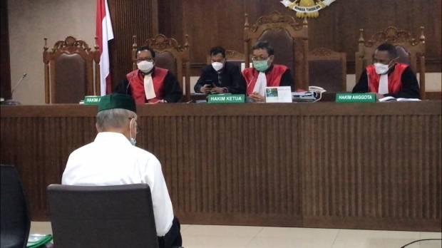 Tok! Kivlan Zen Divonis 4 Bulan 15 Hari Penjara terkait Kasus Senpi Ilegal