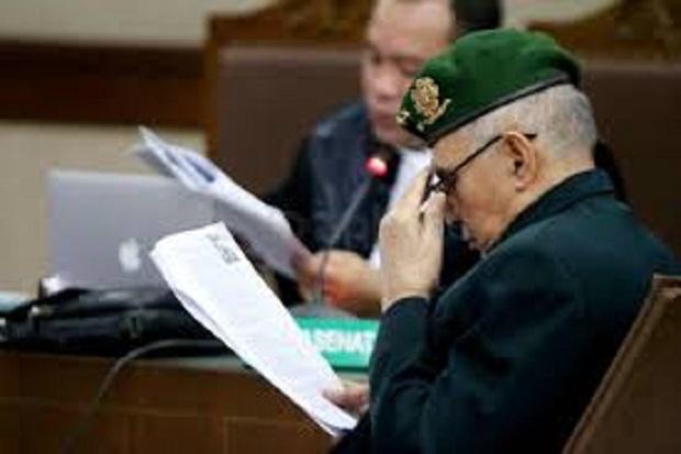 Mayjen TNI (Purn) Kivlan Zen Divonis Ringan, Hakim: Dia Berjasa Terhadap Negara