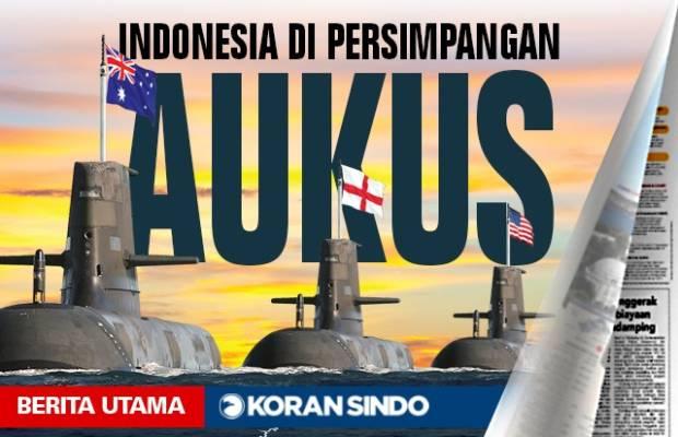 Indonesia di Persimpangan Aukus