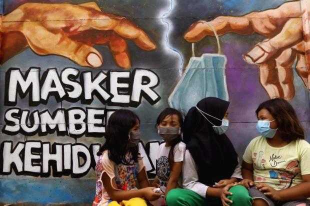 Hari Ini Kasus Positif Covid-19 di Indonesia Bertambah 2.137