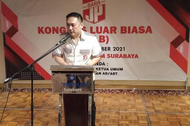 Terpilih lewat KLB, Gianto Wijaya Resmi Pimpin Barisan Relawan Jokowi Presiden