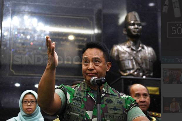 Jenderal Bintang 2 Ini Ungkap Perintah KSAD Andika Perkasa saat Jadi Pangdam, Mengejutkan!