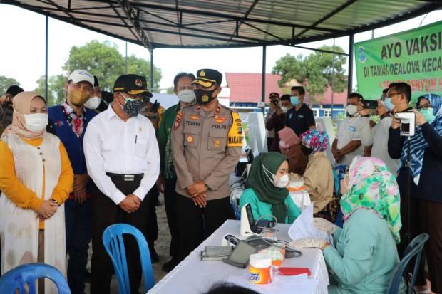 Menko PMK Janji Tambah Kuota Vaksin untuk Bangka Belitung