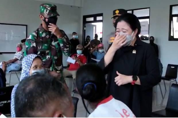 Puan Maharani Tertawa Disebut Adik Megawati, Pangdam Jaya Ikut Terbahak