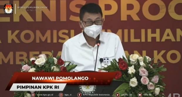 KPK Proses 1.291 Perkara Korupsi Sejak 2004 hingga Juni 2021