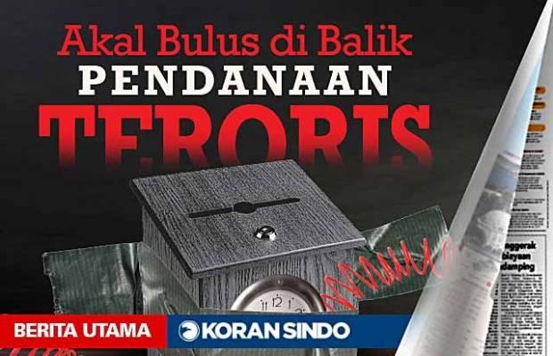 Akal Bulus di Balik Pendanaan Teroris