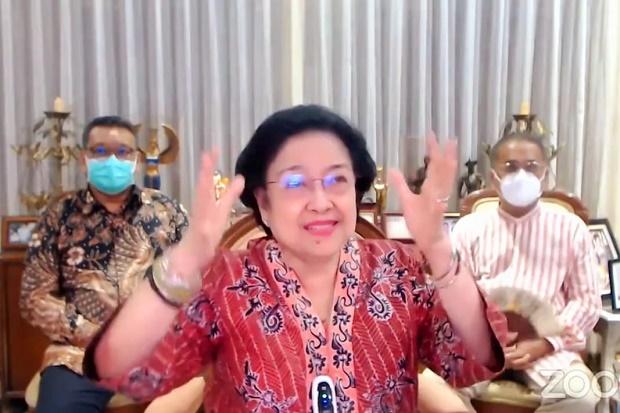 Megawati Minta Para Kepala Daerah PDIP Siapkan Peta Jalan Tanggap Bencana