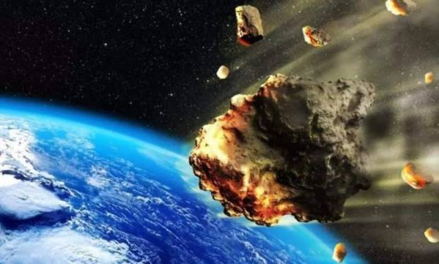 Massive asteroids coming towards Earth