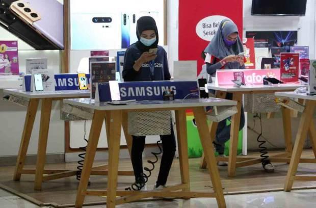 5 Penguasa Pasar Smartphone Indonesia Menurut IDC dan Counterpoint