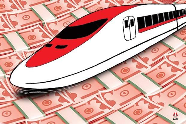 Pendanaan Baru dan Komite Kereta Cepat