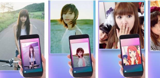 Aplikasi Edit Foto Jadi Anime yang Paling Keren untuk Ubah Wajah