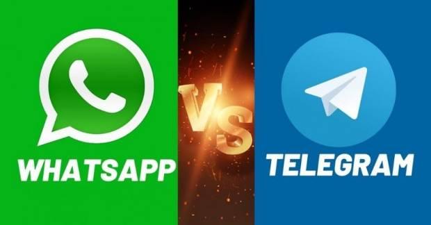 4 Keunggulan Telegram Dibandingkan Whatsapp
