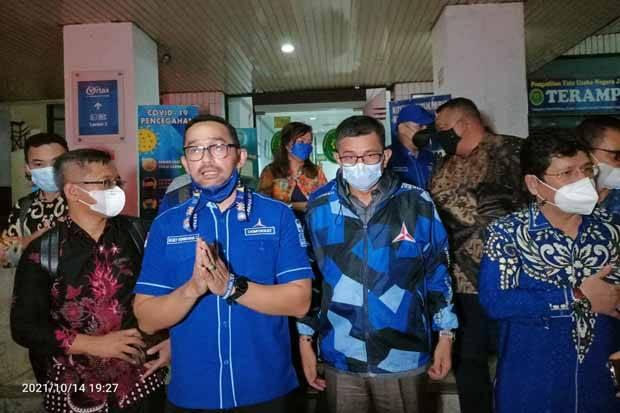 Saksi Fakta Beberkan Keterlibatan Moeldoko dalam KLB Deli Serdang