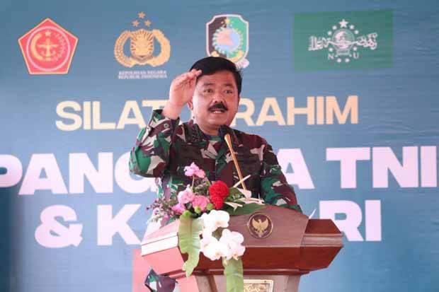 Panglima TNI Sebut Ulama dan Umaro Miliki Peran Strategis Jaga Persatuan Bangsa