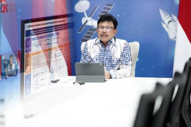 Kemenkominfo Mendapat 4 Unit Baru Mobil Stasiun Monitoring Frekuensi Radio Bergerak