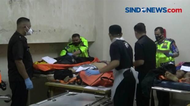 Kecelakaan Maut di Tol Cipali, 10 Tewas dan 3 Orang Luka