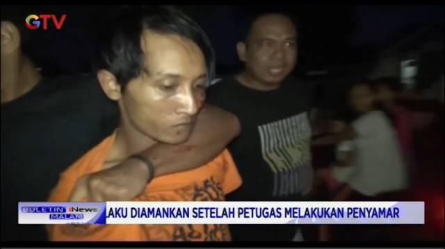 VIDEO Modus Baru Napi Asimilasi Masuk Hotel Incar...